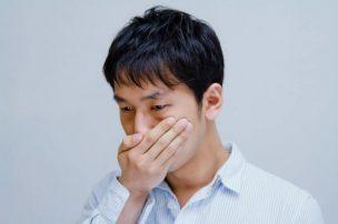 口臭予防改善