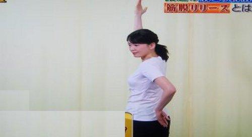 バレリーナ筋膜リリース3