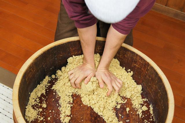 味噌作り手順7