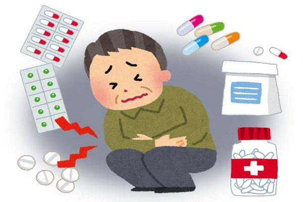 薬の副作用の危険性