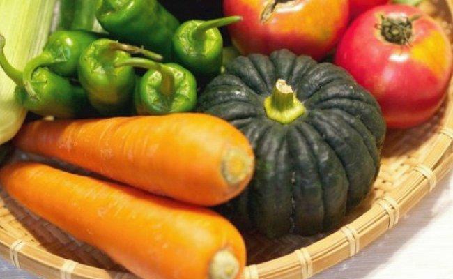 緑黄色野菜と鉄分