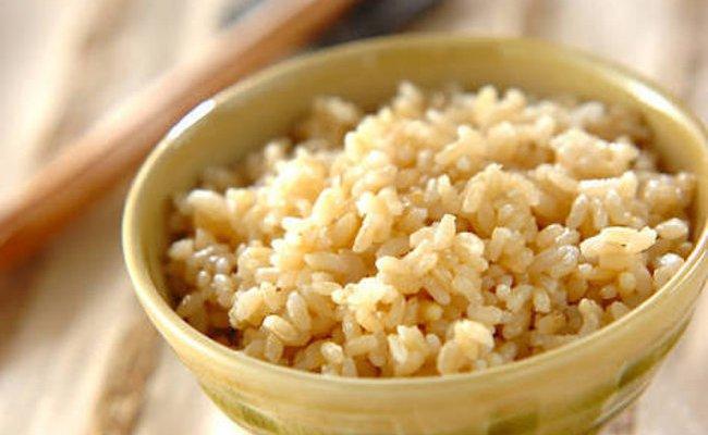 玄米と鉄分