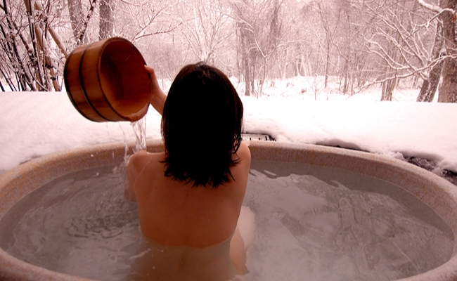 露天風呂とヒートショック