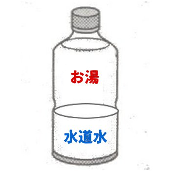ペットボトル温灸2