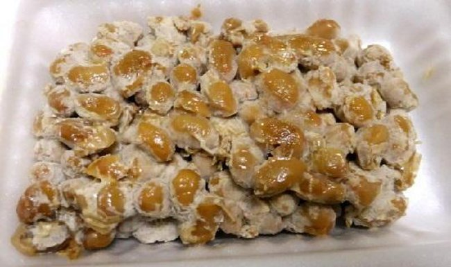 納豆の冷凍保存
