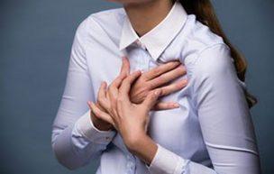 虚血性心不全の予兆