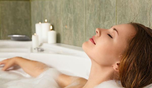 入浴と体温の関係