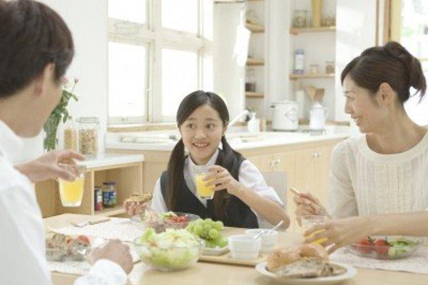 朝食と体温の関係